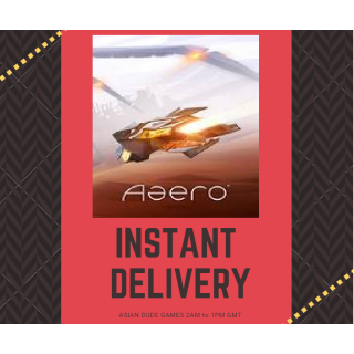 Aaero STEAM KEY GLOBAL [INSTANT DELIVERY]