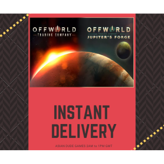 Offworld Trading Company + DLC STEAM KEY GLOBAL [INSTANT DELIVERY]