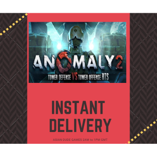Anomaly 2 STEAM KEY GLOBAL [INSTANT DELIVERY]