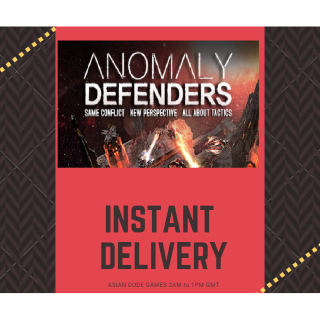 Anomaly Defenders STEAM KEY GLOBAL [INSTANT DELIVERY]