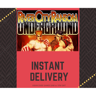 River City Ransom: Underground STEAM KEY GLOBAL [INSTANT DELIVERY]