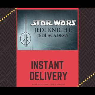 STAR WARS Jedi Knight - Jedi Academy STEAM KEY GLOBAL [INSTANT DELIVERY]