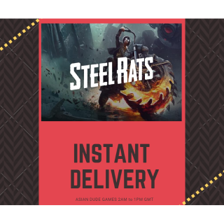 Steel Rats STEAM KEY GLOBAL [INSTANT DELIVERY]