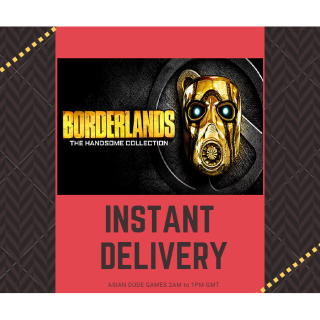 Borderlands: The Handsome Collection STEAM KEY SEA REGION [INSTANT DELIVERY]