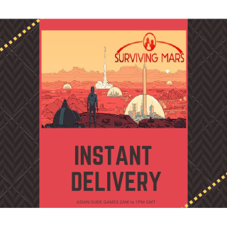 Surviving Mars STEAM KEY GLOBAL [INSTANT DELIVERY]