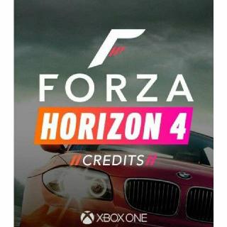 Forza Horizon 4 Credits 25,000,000