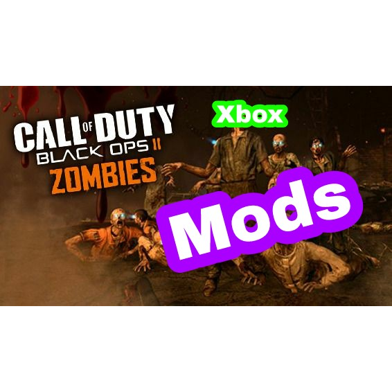 Xbox Black ops 2 Zombies mods - XBox 360 Games - Gameflip
