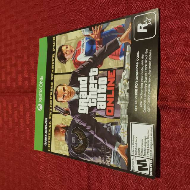 Criminal Enterprise Starter Pack - XBox One Games - Gameflip