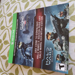Halo Wars 2: Season pass And Halo Wars Definitive Edition