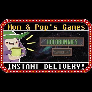 Holobunnies: Pause Cafe - Steam Key, Global