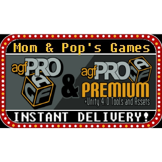 AXIS GAME FACTORY'S AGFPRO + PREMIUM BUNDLE - Steam Key, Global