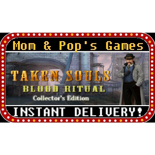 Taken Souls: Blood Ritual Collector's Edition - Steam Key, Global