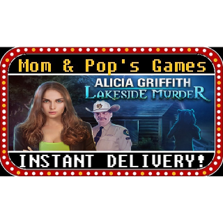 Alicia Griffith: Lakeside Murder - Steam Key, Global