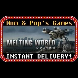 Melting World Online - Steam Key, Global
