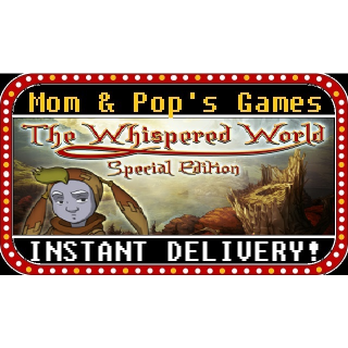 The Whispered World: Special Edition - GOG Key