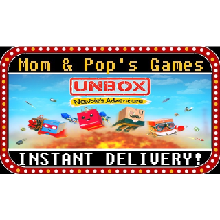 Unbox: Newbie's Adventure - Steam Key, Global