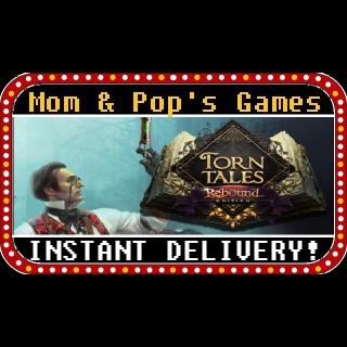 Torn Tales: Rebound Edition - Steam Key, Global