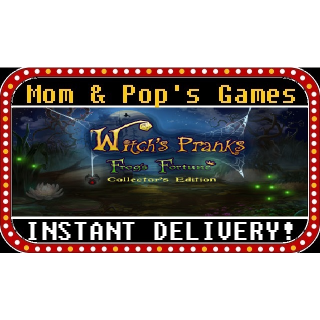 Witch's Pranks: Frog's Fortune Collector's Edition - Steam Key, Global