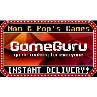 GameGuru + Mega Packs 1-3 - Steam Key Bundle, Global