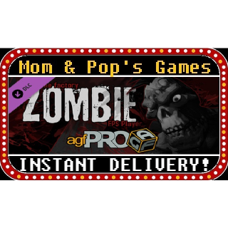 Axis Game Factory's AGFPRO Zombie FPS Player DLC - Steam Key, Global