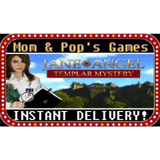 Jane Angel: Templar Mystery - Steam Key, Global