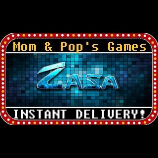 Zasa - An AI Story Steam, Key Global