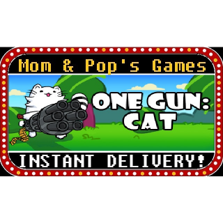 One Gun: Cat - Steam Key, Global