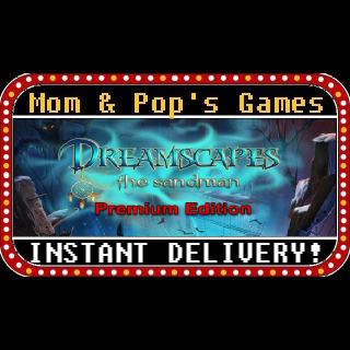Dreamscapes: The Sandman - Premium Edition - Steam Key, Global