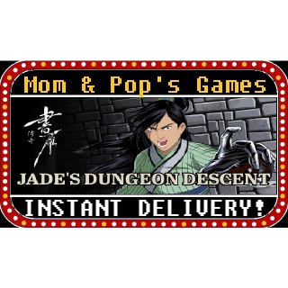 Jade's Dungeon Descent - Steam Key, Global