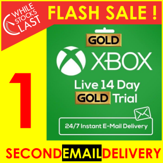 Xbox Live Gold 14 Days Trial Key GLOBAL 🔑 Region Free 🔑 Instant Delivery 🔑
