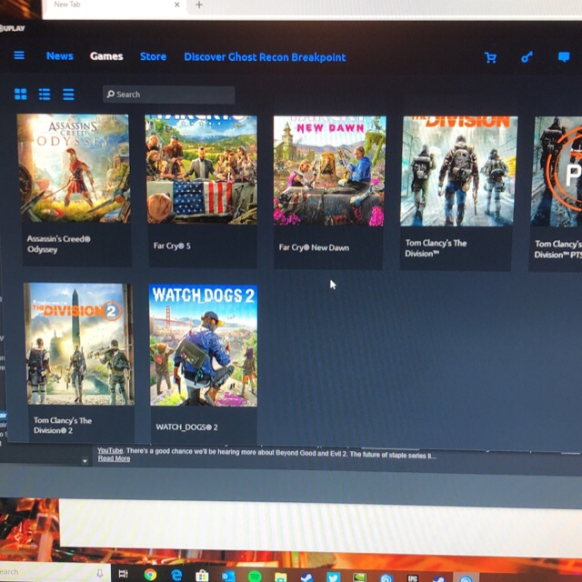 Uplay: Odyssey, FarCry, The Division 2- CHEAP