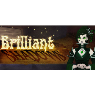 Brilliant Shadows - Part One of the Book of Gray Magic (Steam Key)