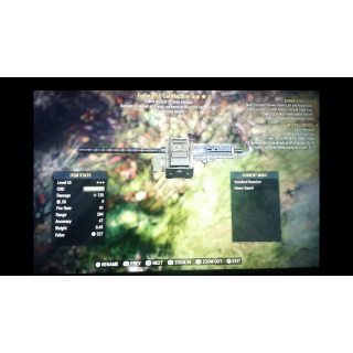 Weapon   fe 50cal max lvl 3*