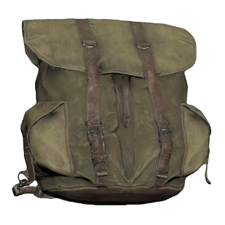 Plan | armor plated back pack