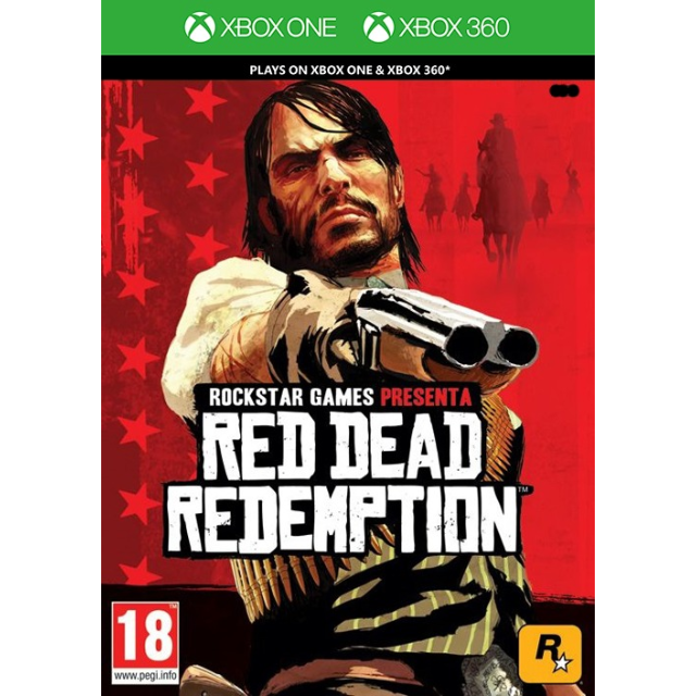 Red Dead Redemption XBOX ONE and XBOX 360 Digital