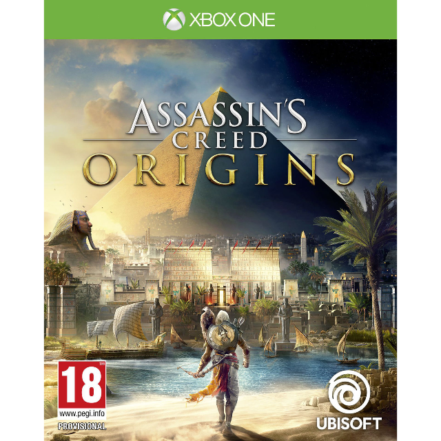 Assassin's Creed Origins + Assassin's Creed Unity XBOX ONE / Region Free /  Limited Offer - X     - Gameflip