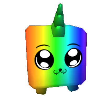 Other Mythical Pet Rainbowcorn In Game Items Gameflip - animal simulator games roblox