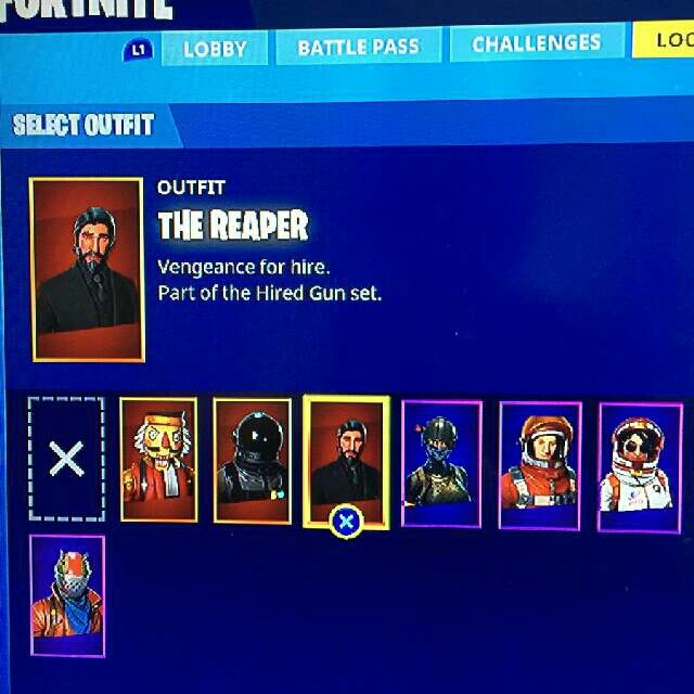 Fortnite Account Season 3 Skins 1 Extra Skin Other