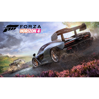 Forza Horizon 4 Standard Edition Xbox One & Windows 10 CD key GLOBAL