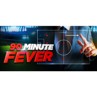 90 Minute Fever - Football (Soccer) Manager MMO