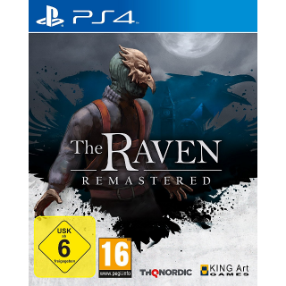 The Raven Remastered - PS4 - Automatic delivery