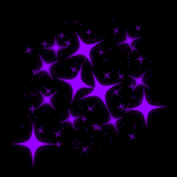 Sparkles   Purple