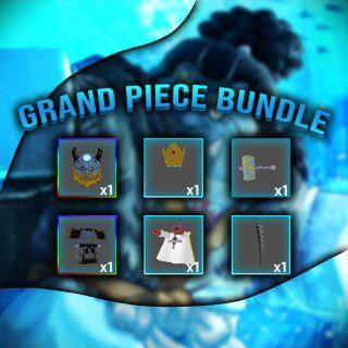 Bundle | GRAND PIECE BUNDLE