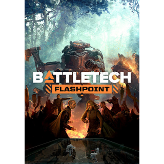 BATTLETECH - FLASHPOINT instant delivery (steam)
