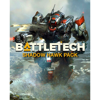 BATTLETECH - Shadowhawk Pack   INSTANT DELIVERY (steam)