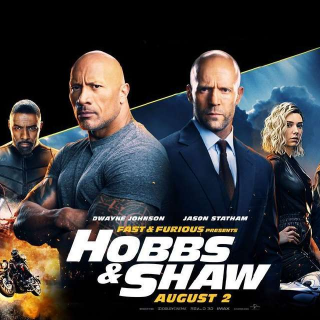 Fast & Furious Presents: Hobbs & Shaw (Movies Anywhere)