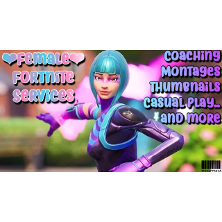 I will make you a animated fortnite loading screen with your information.
