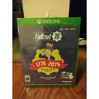 Fallout 76 Tricentennial Edition Xbox One Game