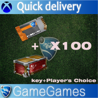 Bundle | 100*Key+100*PCC