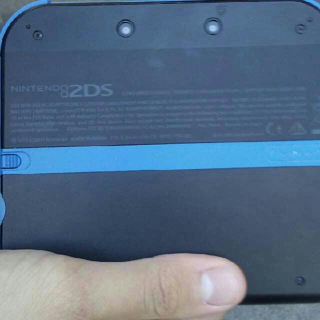 2ds W/cfw Luma 3ds A9lh - 3DS Consoles (Good) - Gameflip